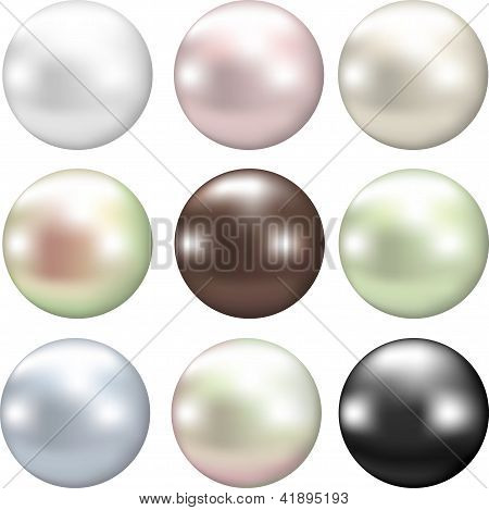 Color Pearls