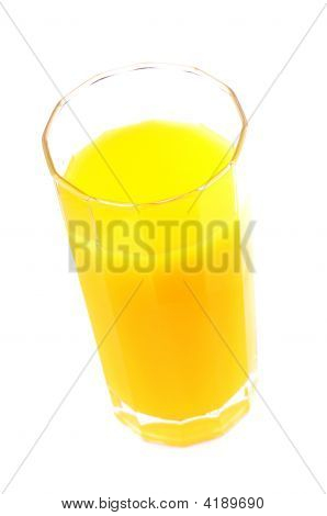 Cup Of Orange Juice