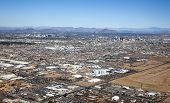 pic of piestewa  - Clear Skies over Phoenix Arizona and the Valley of the Sun - JPG