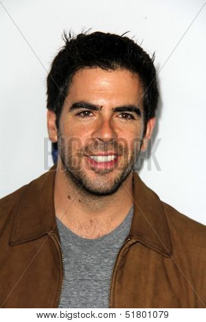 LOS ANGELES - OCT 2:  Eli Roth at the