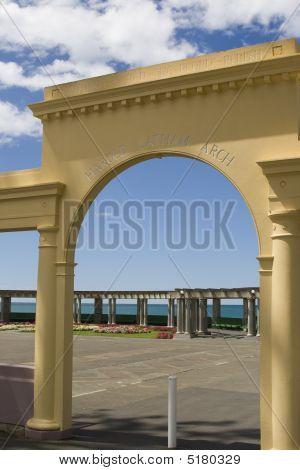 Art Deco Arch