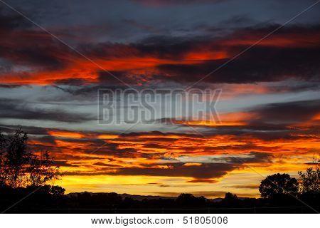 Sunset Pueblo, Colorado