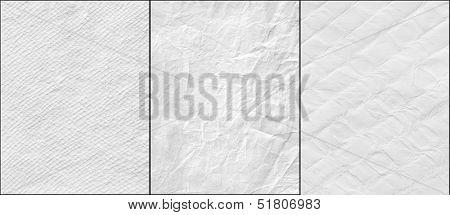 Set paper texture.
