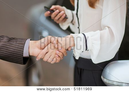 Business transaction