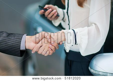 Business transaction