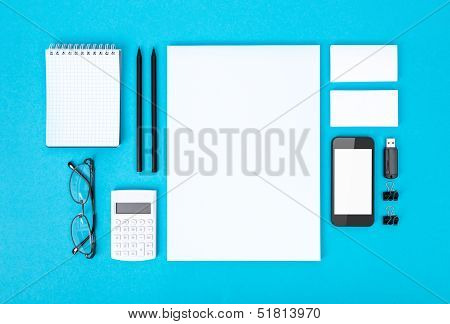 Corporate Identity Objects