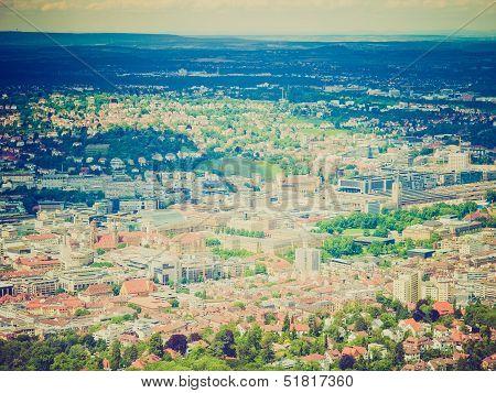 Retro Look Stuttgart, Germany