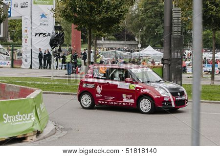 Fia World Rally Championship France 2013 - Super Special Stage 1