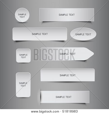 Tag, Label, Banner Designs