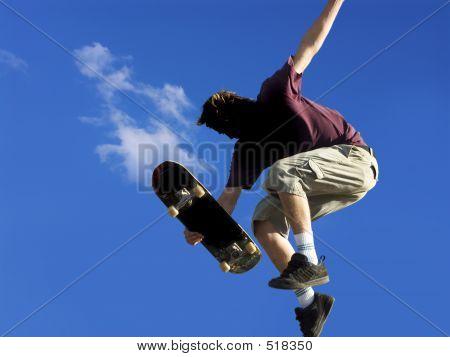 Skateboard Jump #3