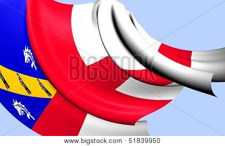 Flag Of Herm