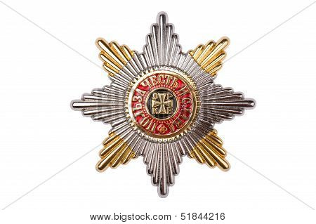 Star Of The Order St Prince Vladimir