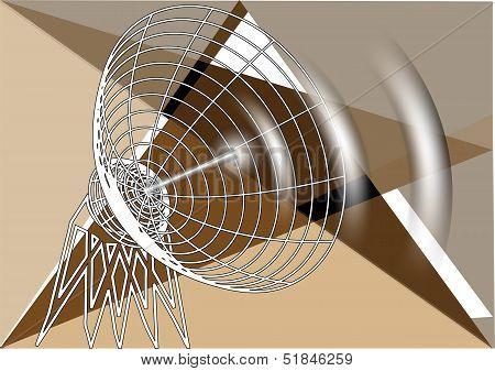 Abstract Antenna