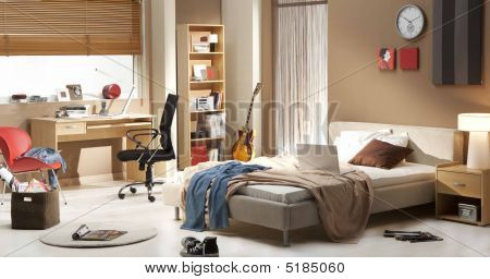 Teen's Bedroom
