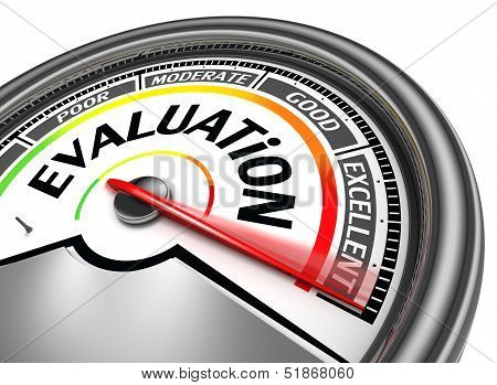 Evaluation Conceptual Meter