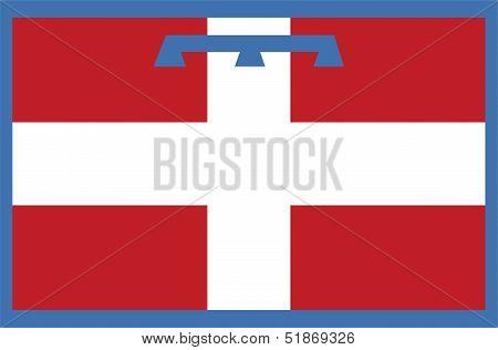 Piemonte Flag