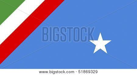 Ossola Flag