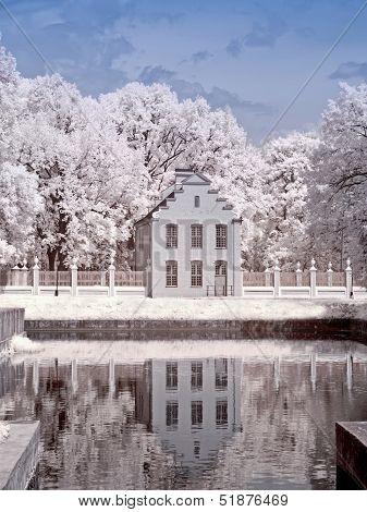 Farmstead Kuskovo. Dutch House