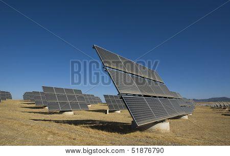 Solar Photovoltaic Plant, Badajoz, Spain