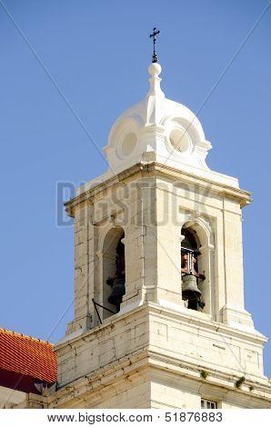 Bell Tower Lisbon Portugal