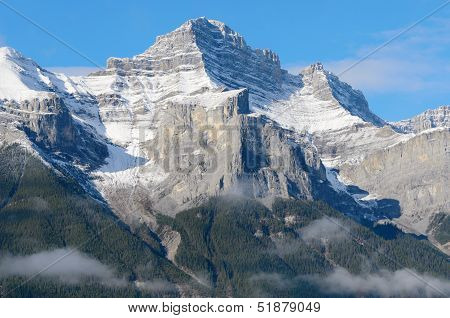 Bow Valley Mountains