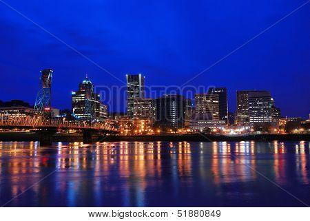 Portland Waterfront