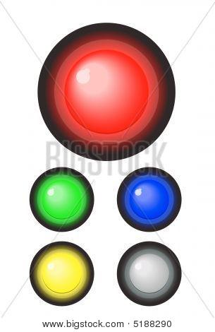 Shone Buttons