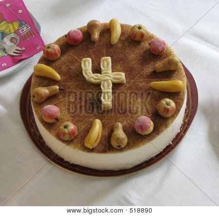 The Fourth Birthday Cake
