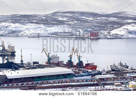 Murmansk City