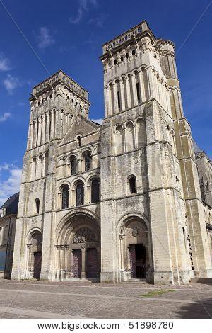 Eglise De La Sainte Trinite, Abbaye-aux-dames, Caen, Basse-normandie, France