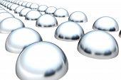 Metallic Balls poster