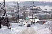 picture of murmansk  - Municipal landscape - JPG