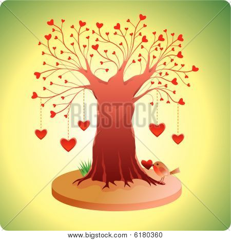 Old Love Tree