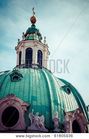 St. Charles's Church (karlskirche), Vienna