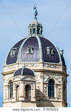 Kunsthistorisches Museum At The Museum District, Vienna, Austria