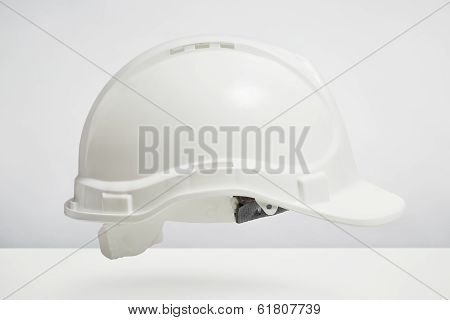 Builders Hard Hat Isolated On White Background