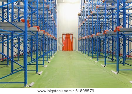 Freezer Warehouse