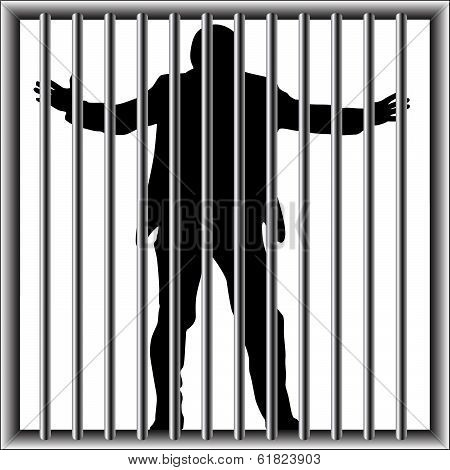 Man In Prison With No Way Out