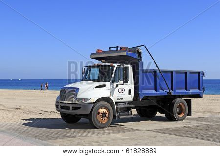 Parks And Recreation Dump Truck