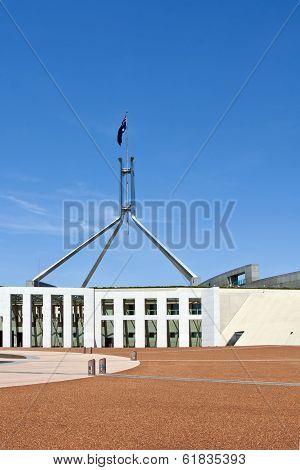 Parliament House Canberra