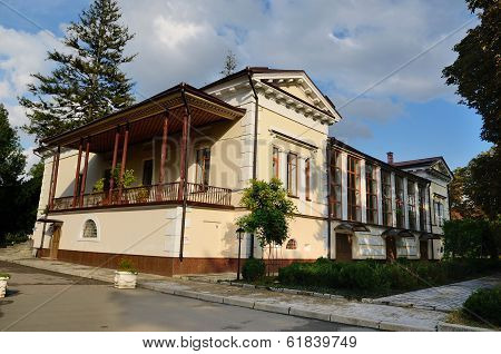 Vorontsov House In The Park