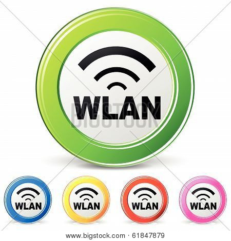 Vector Wlan Icons