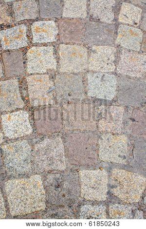 Pavement Detail Granite