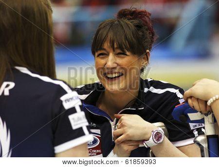 Curling Women Scotland Macleod Rhiann
