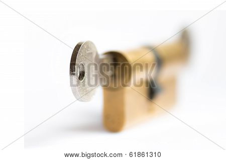 Locked - Under Lock And Key