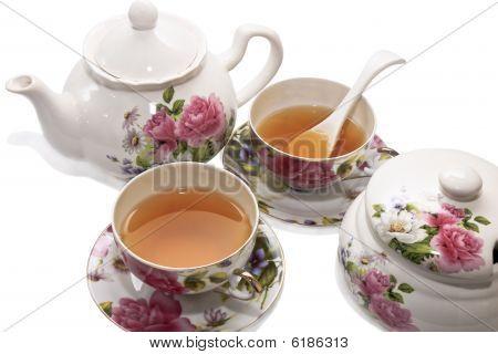 tea-drinking