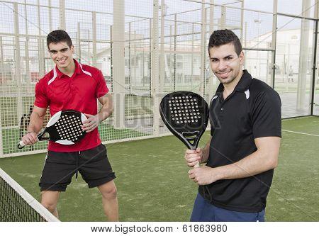 Paddle Tennis Team