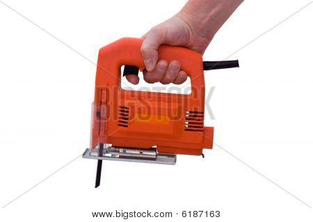 Hand & Jigsaw