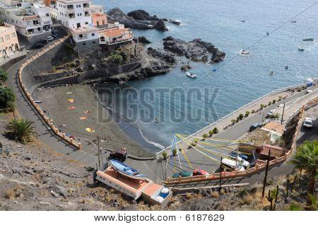 Los Gigantes, Canary Island Tenerife, Spain