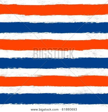 Watercolor  background with color stripes